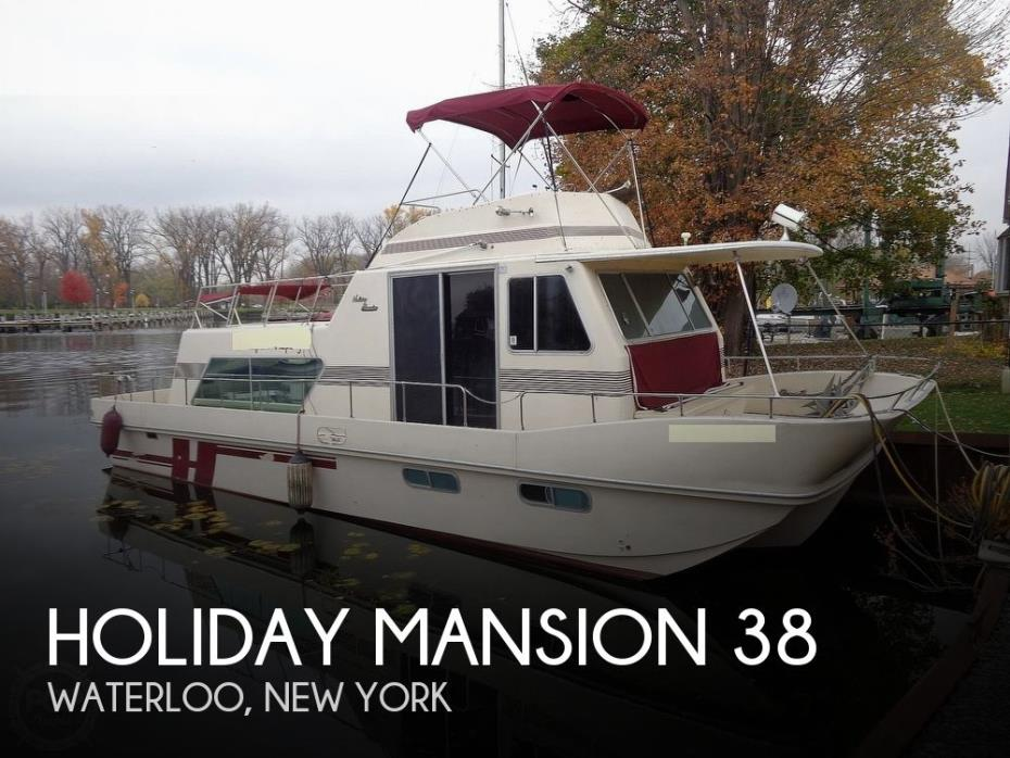 1989 Holiday Mansion Baracuda 38