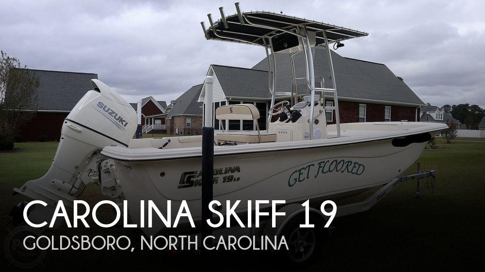 2020 Carolina Skiff 19 LS