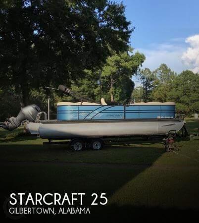 2018 Starcraft 25 SLS 3