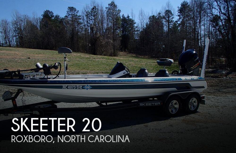 2013 Skeeter 20