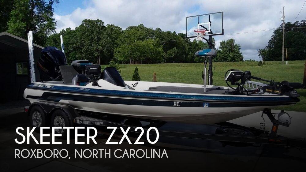 2013 Skeeter ZX20