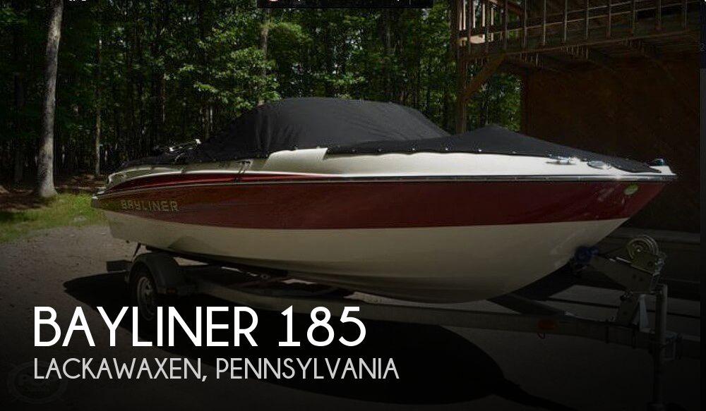 2012 Bayliner 185