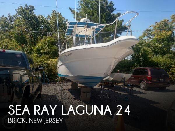 1995 Sea Ray Laguna 24