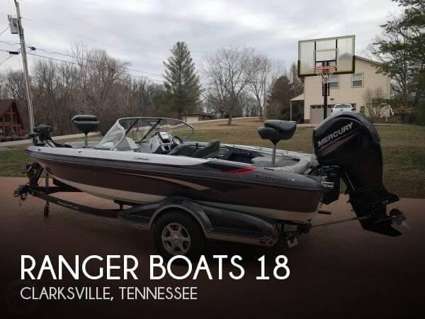2016 Ranger Boats Reata 190 LS