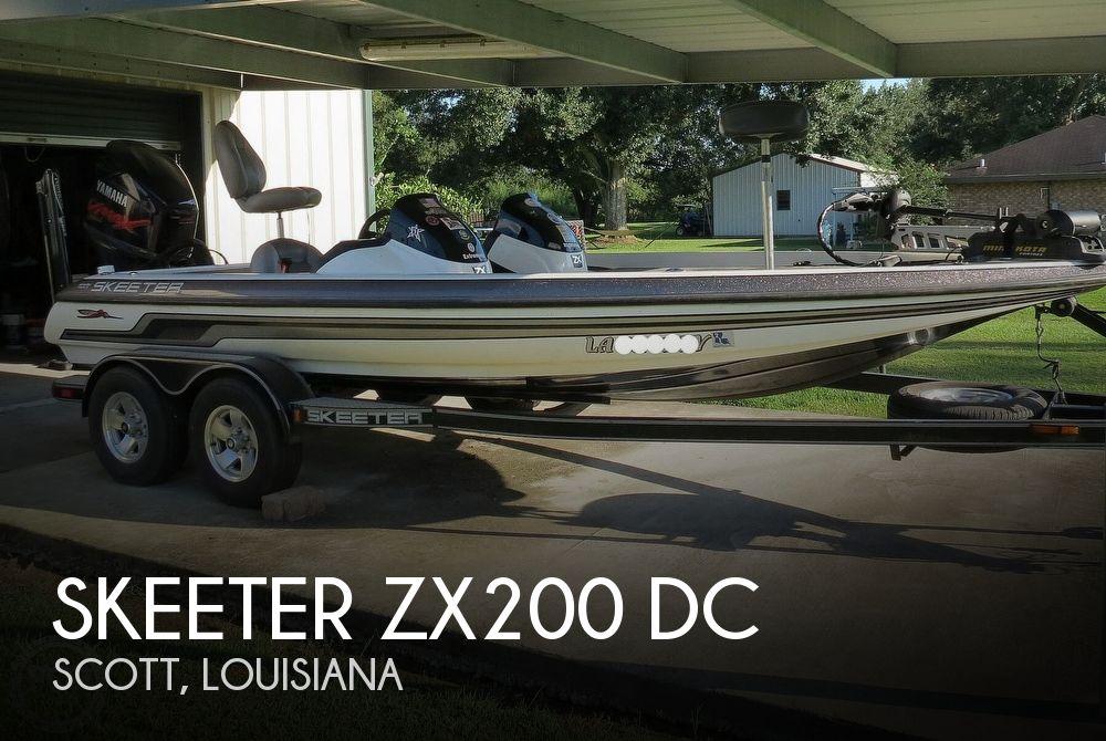 2008 Skeeter ZX200 DC