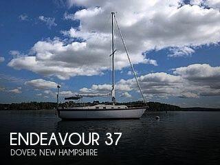 1981 Endeavour 37