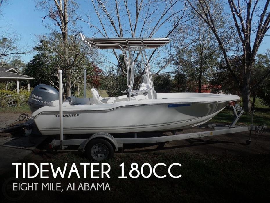 2017 Tidewater 180cc