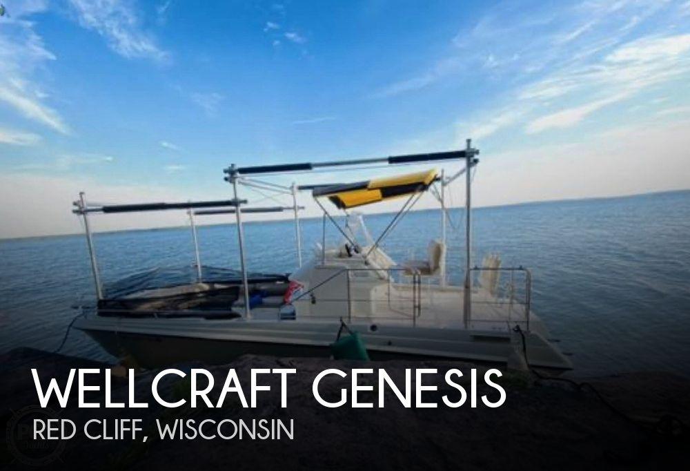 1990 Wellcraft Genesis
