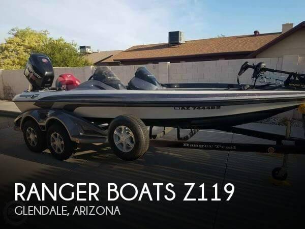 2013 Ranger Boats Z119