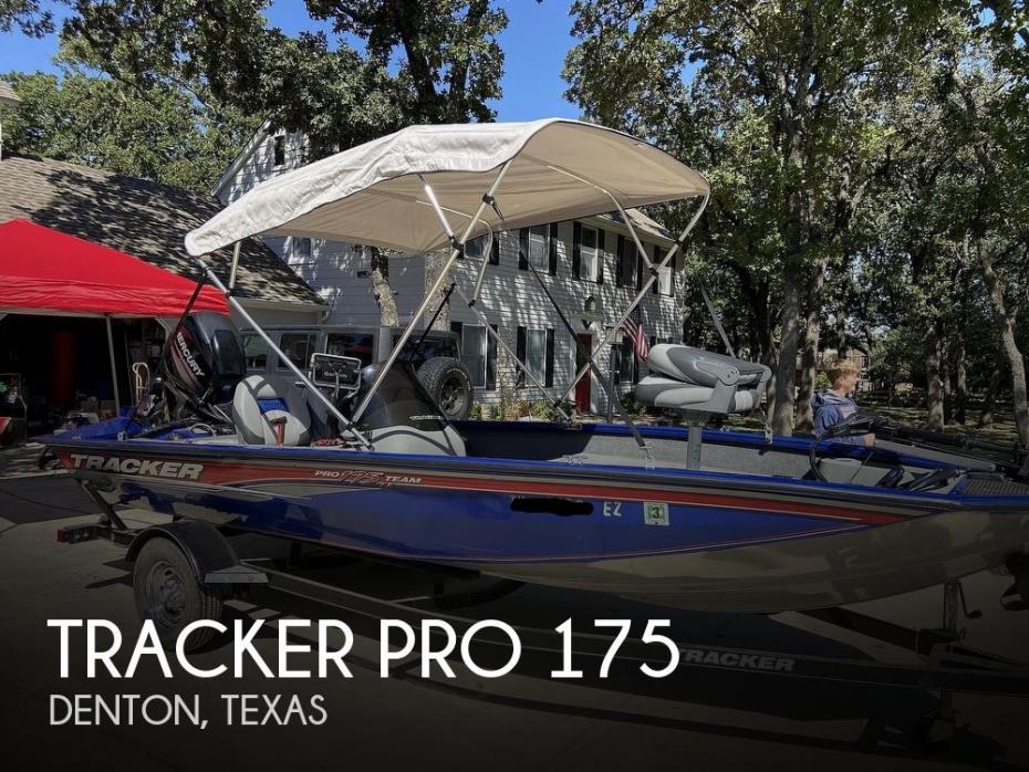 2016 Tracker Pro 175
