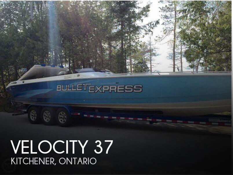 2010 Velocity 37