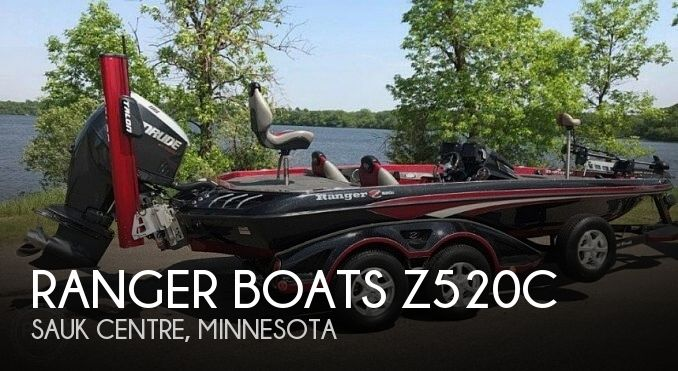 2015 Ranger Boats Z520C