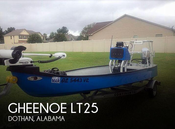 2020 Gheenoe LT25