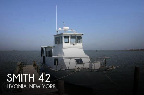 2005 Smith Power Boats 42