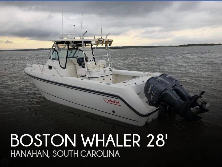 1999 Boston Whaler Outrage 28