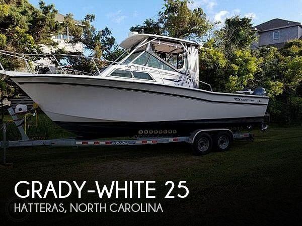 1988 Grady-White Sailfish 255