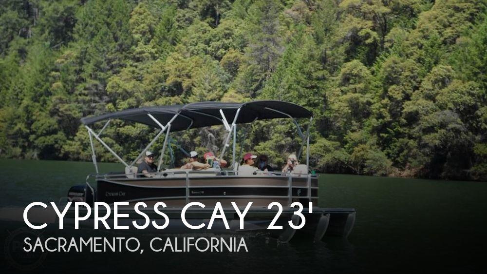 2014 Cypress Cay 230 Seabreeze
