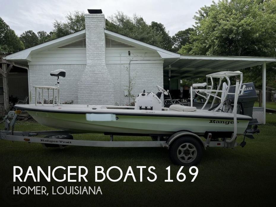 2006 Ranger Boats 169 Ghost