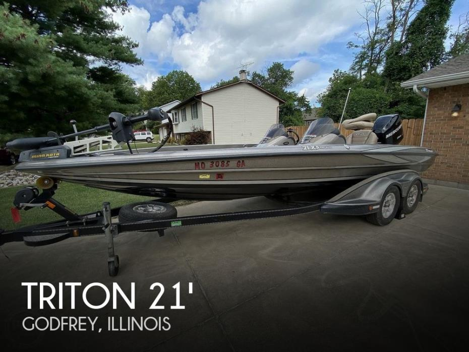 2009 Triton 21X3 Pro Elite