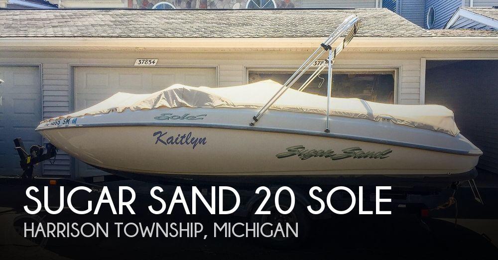 2004 Sugar Sand Sole
