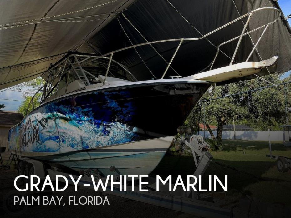 1990 Grady-White Marlin