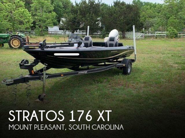 2012 Stratos 176 XT