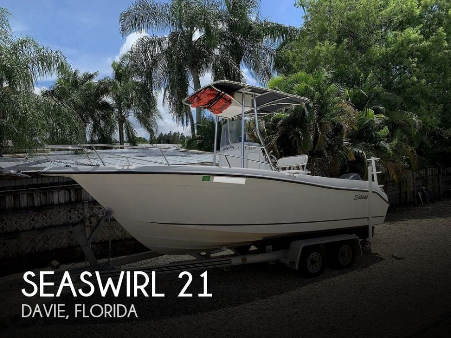 2003 Seaswirl Striper 2101