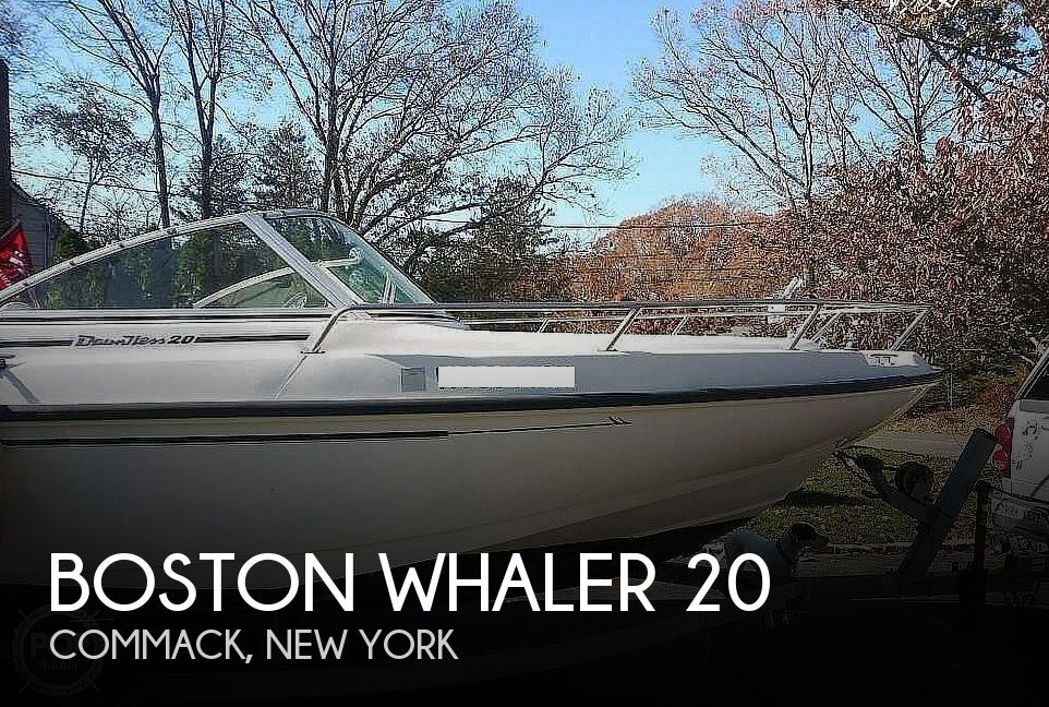1998 Boston Whaler Dauntless 20