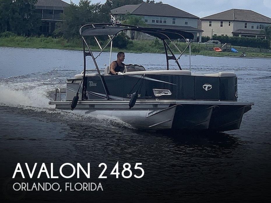 2017 Avalon LTZ Entertainer 2485