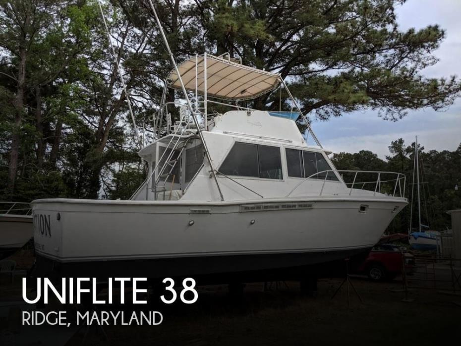 1979 Uniflite 38
