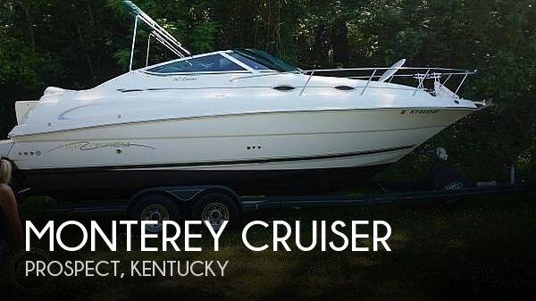 2002 Monterey Cruiser