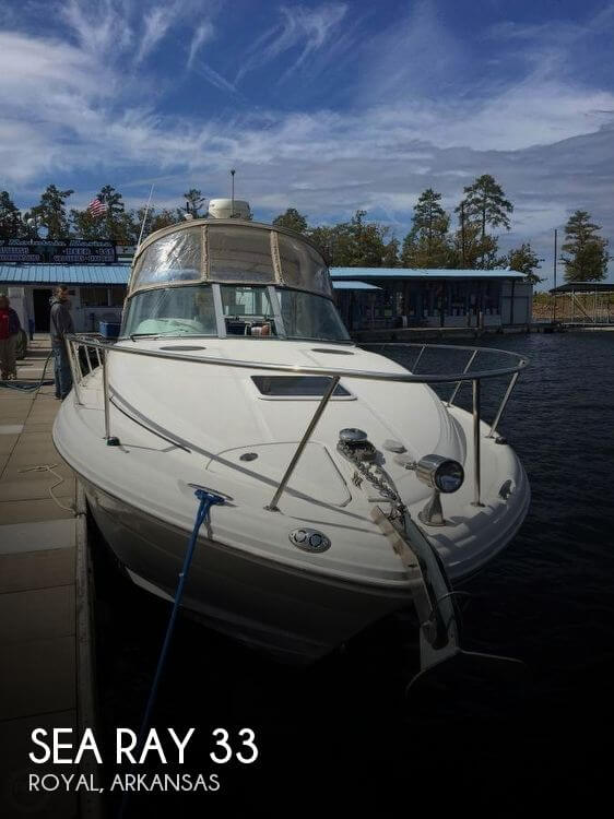 2005 Sea Ray 300 Sundancer