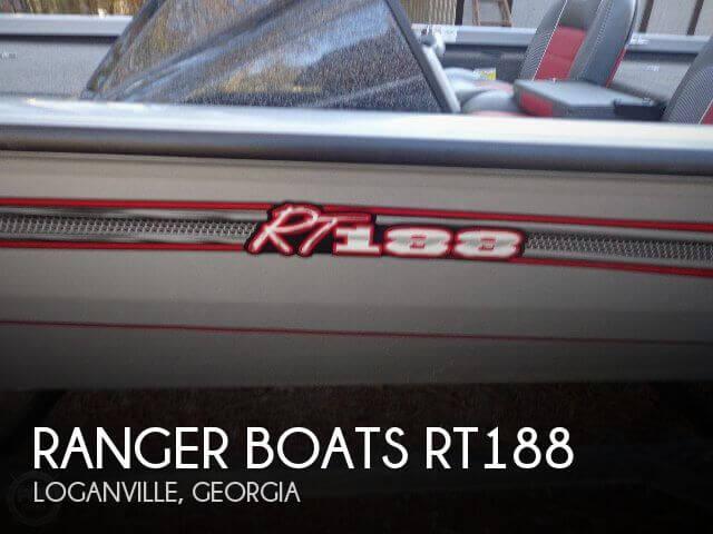 2017 Ranger Boats RT188
