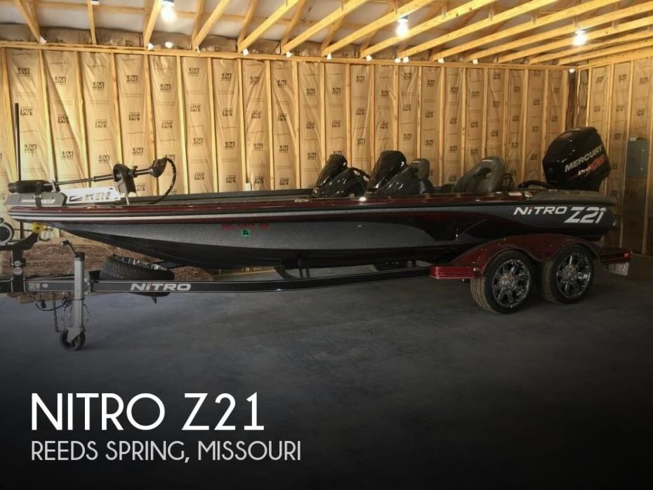 2016 Nitro Z21