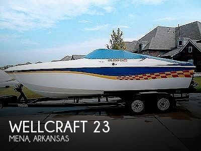 1993 Wellcraft 23