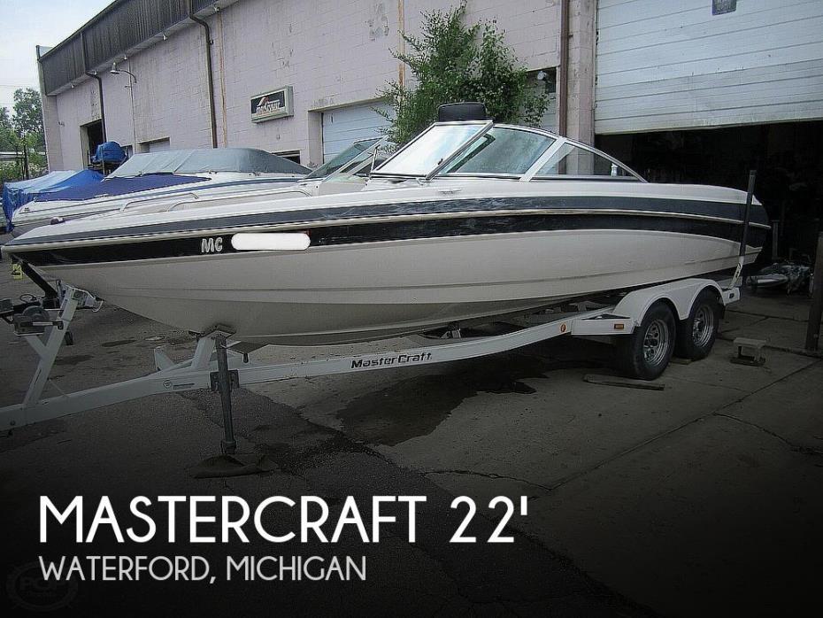 1998 Mastercraft Maristar 225 VRS
