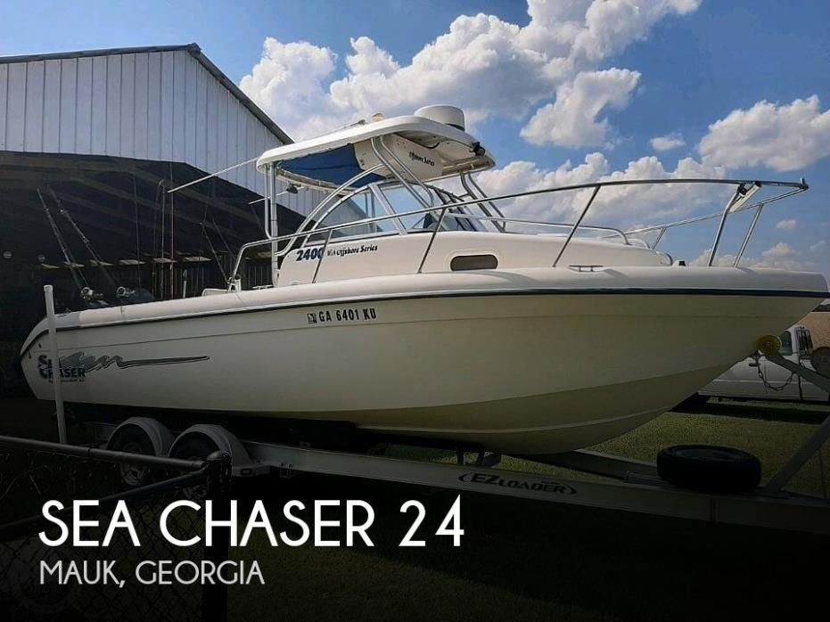 2004 Sea Chaser 2400 Offshore Series