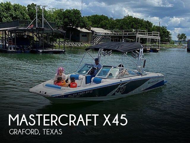 2012 Mastercraft X45