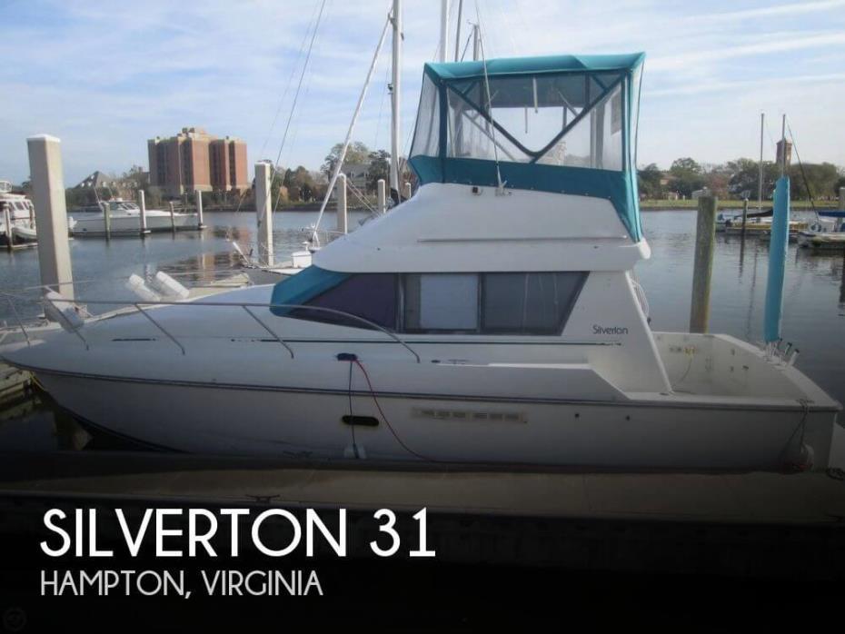 1993 Silverton 31
