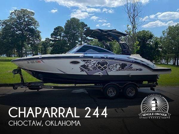 2013 Chaparral 244 Xtreme
