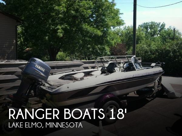 2008 Ranger Boats Reata 1850S