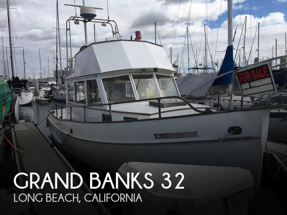 1971 Grand Banks 32