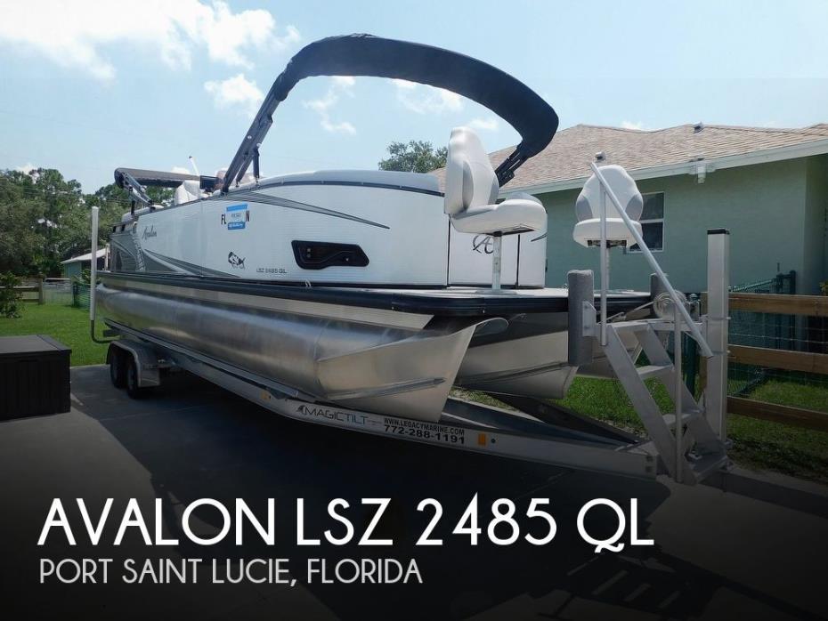 2018 Avalon LSZ 2485 QL