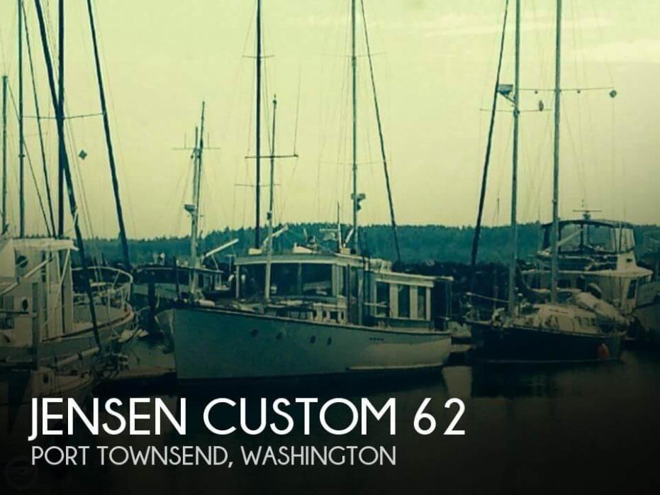 1946 Jensen Custom 62