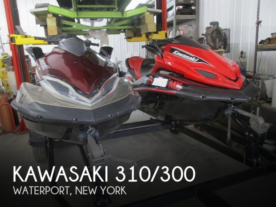 2014 Kawasaki 310/300