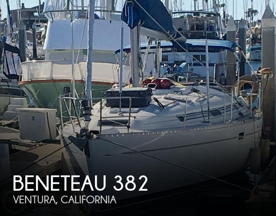 1997 Beneteau Oceanis 382