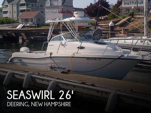 2004 Seaswirl Striper 2601 WA