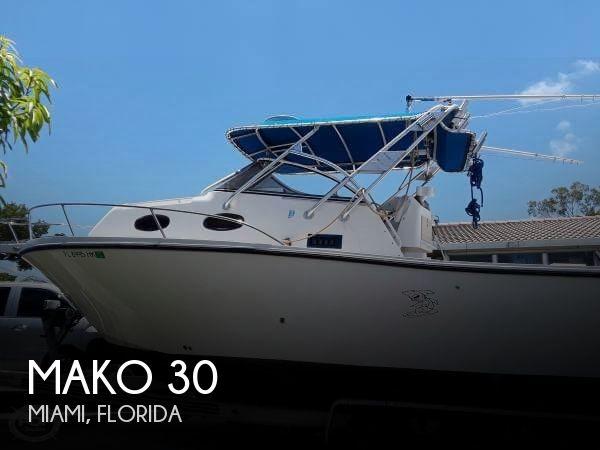 1994 Mako 263 Walkaround