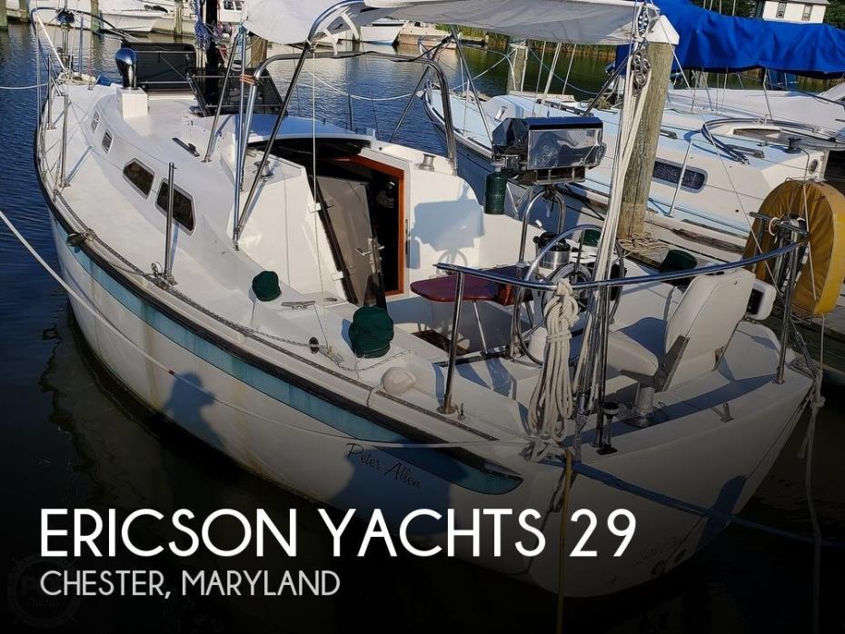 1976 Ericson Yachts 29