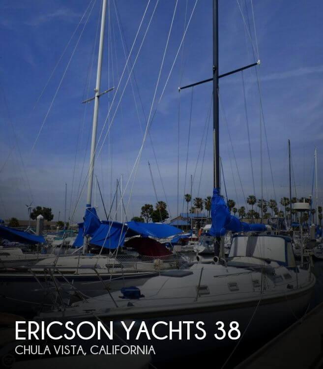 1980 Ericson Yachts 38